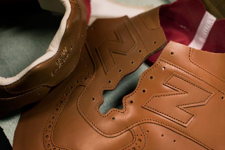 Photo04 - ニューバランスは、老舗英国革靴の名門Grensonとのコラボレーションモデルを発売