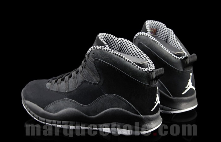 "Photo03 - AIR JORDAN 10 ""STEALTH"""