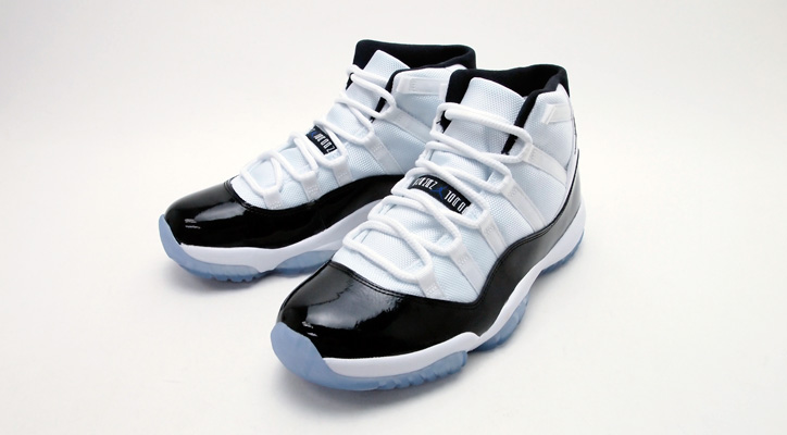 Photo08 - AIR JORDAN 11 COLLECTION