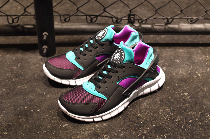 "Photo07 - NIKE HUARACHE FREE RUN ""LIMITED EDITION for EX"""