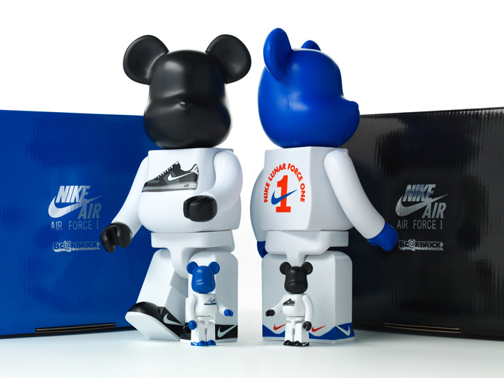 Photo02 - NIKE x BE@RBRICK COLLECTION
