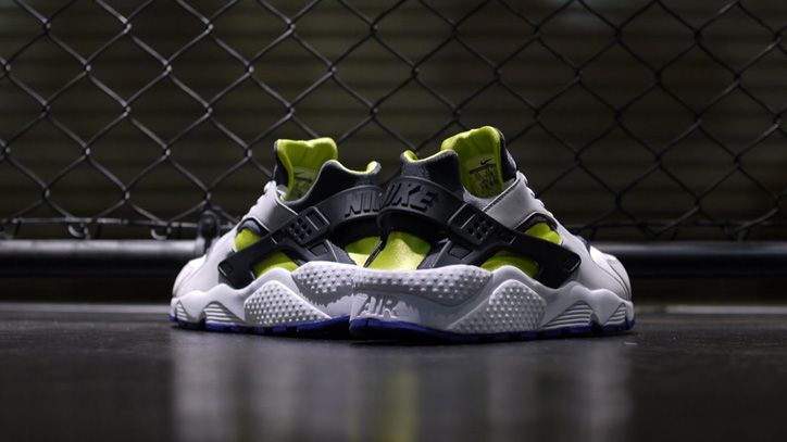 Photo11 - NIKE AIR HUARACHE 「LIMITED EDITION for NONFUTURE」