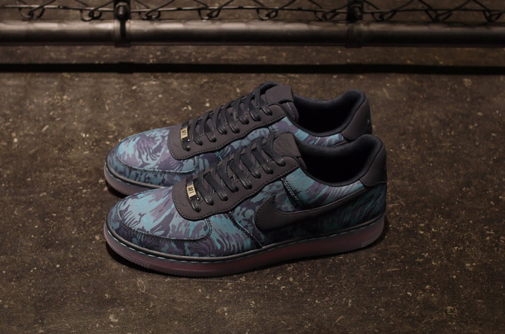Photo04 - LIBERTY x NIKE AIR FORCE I DOWNTOWN LIMITED EDITION for NONFUTURE