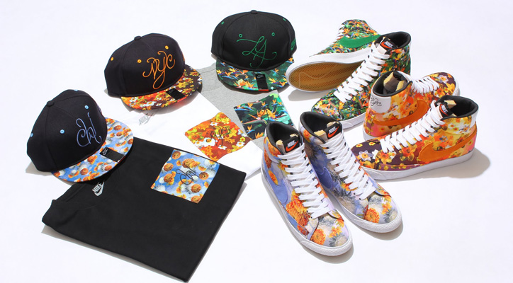 Photo01 - NIKE CITY FLOWER PACKがLIMITED EDITION for NON FUTUREから発売