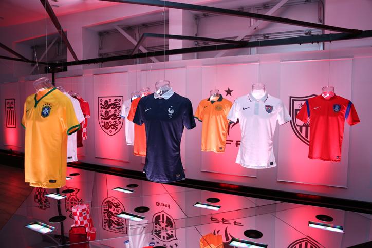 Photo04 - 最新のフットボールイノベーションを体感できる「NIKE INNOVATION HOUSE」を期間限定オープン