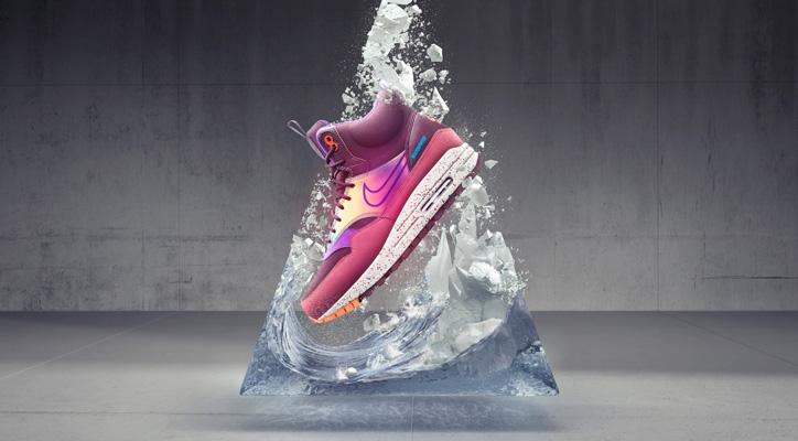 Photo01 - 寒さ、雨や雪、暗闇から身を守る最新のナイキ スニーカーブーツ コレクションが登場