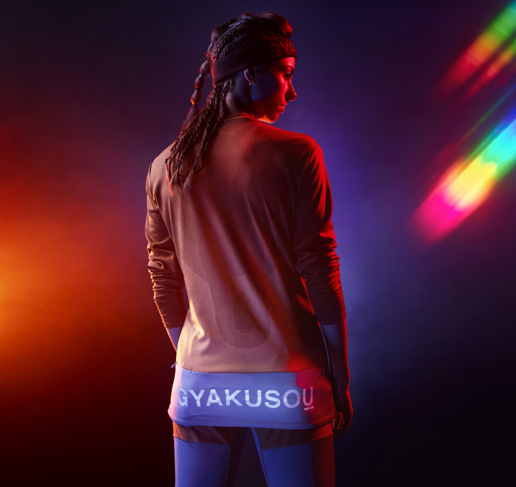 Photo07 - NikeLab が NikeLab x GYAKUSOU Spring/Summer 2015 コレクションを発表