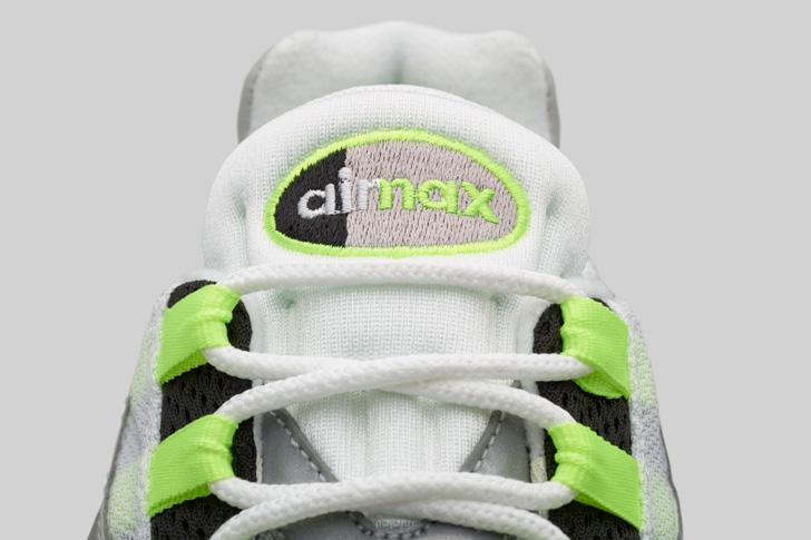 Photo08 - ナイキは、AIR MAX 95の20周年を祝して、オリジナルを忠実に再現したAIR MAX 95 OGを発売