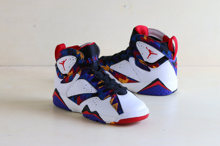 "Photo06 - ナイキから、AIR JORDAN VII RETRO ""SWEATER""が発売"