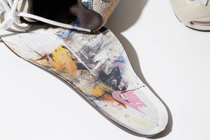 Photo10 - ナイキから、世界的ペインティングアーティストDave WhiteとのコラボモデルAIR MAX 95 DWが発売