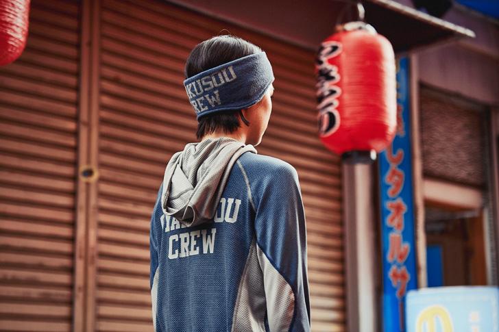 Photo05 - UNDERCOVER創設者、高橋盾氏のNikeLab GYAKUSOU新作コレクションが登場