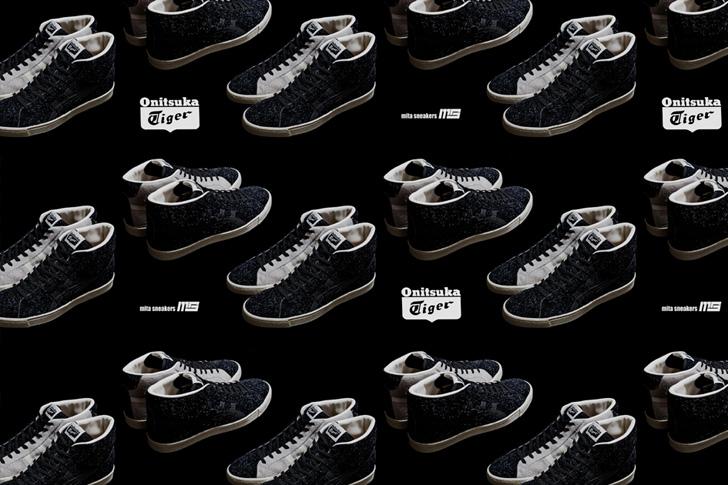 """Photo04 - オニツカタイガーから、ジャイアントパンダをデザインソースにmita sneakersとのコラボモデルFABRE RB """"大熊猫"""" """"mita sneakers""""が登場"""