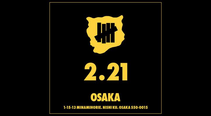Photo01 - アメリカ・ロサンゼルス発のスニーカーブティック UNDEFEATED が大阪に新店舗をオープン