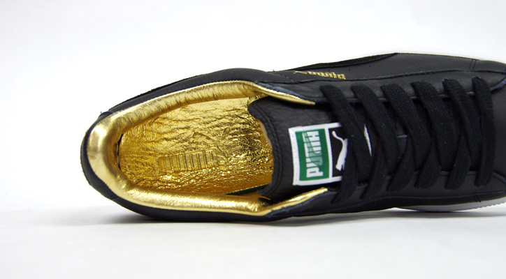 "Photo12 - Puma THE GOLD CLASSIC PACK ""LIMITED EDITION for The LIST"""