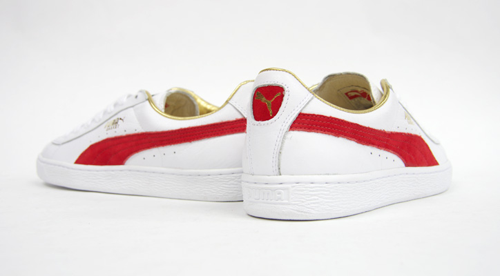 """Photo18 - Puma THE GOLD CLASSIC PACK """"LIMITED EDITION for The LIST"""""""