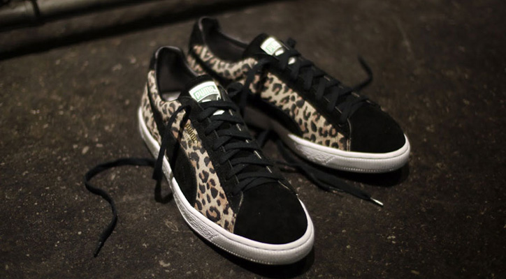 Photo01 - Puma JAPAN SUEDE PANTHER 「made in JAPAN」