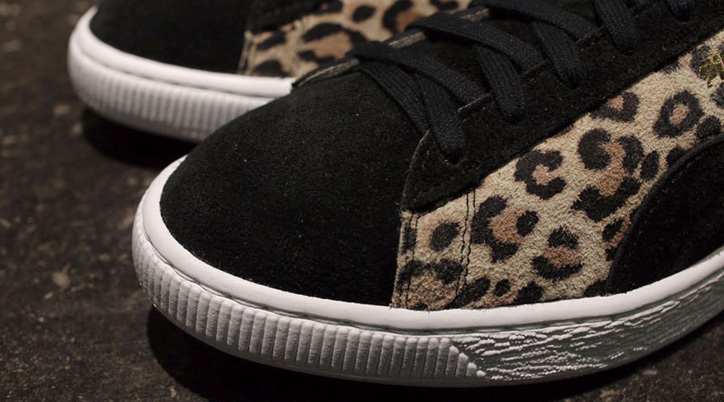 Photo03 - Puma JAPAN SUEDE PANTHER 「made in JAPAN」