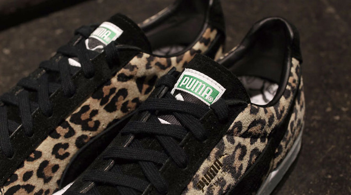 Photo05 - Puma JAPAN SUEDE PANTHER 「made in JAPAN」