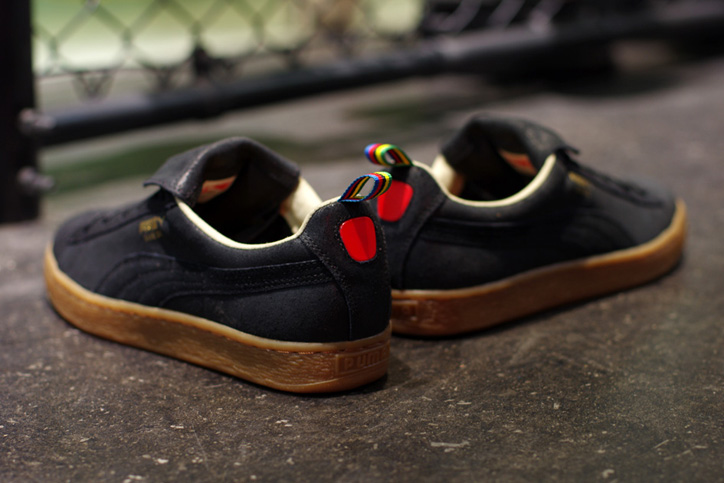 "Photo05 - Puma SUEDE CYCLE MITA ""mita sneakers"" ""LIMITED EDITION for The LIST"""