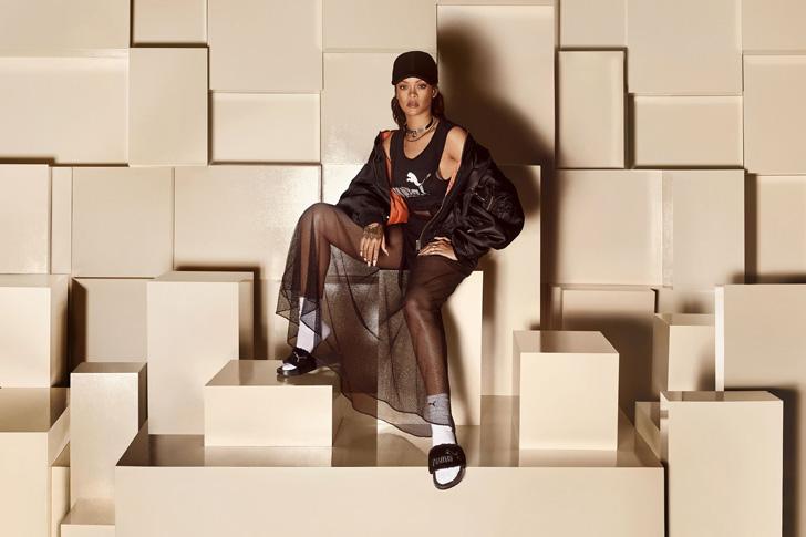 Photo01 - リアーナによるPUMA by Rihannaから、LEADCAT FENTYが登場