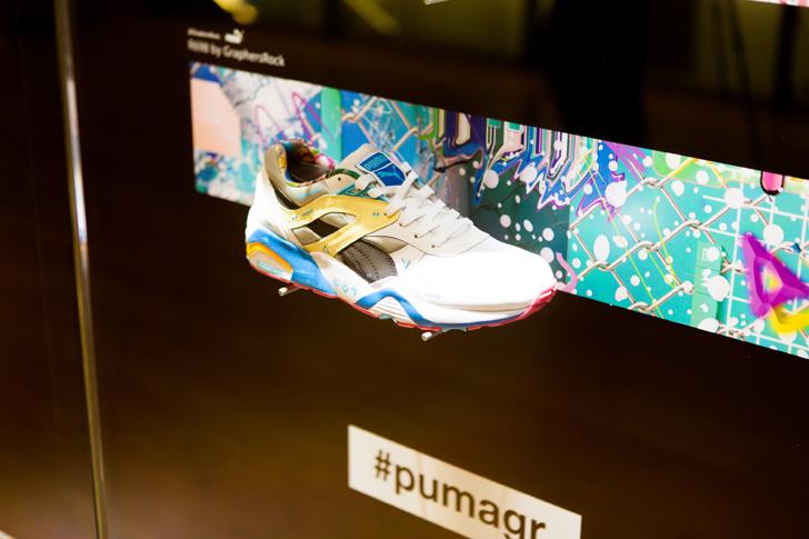Photo06 - PUMA x GraphersRock Capsule Collection Launch Recap