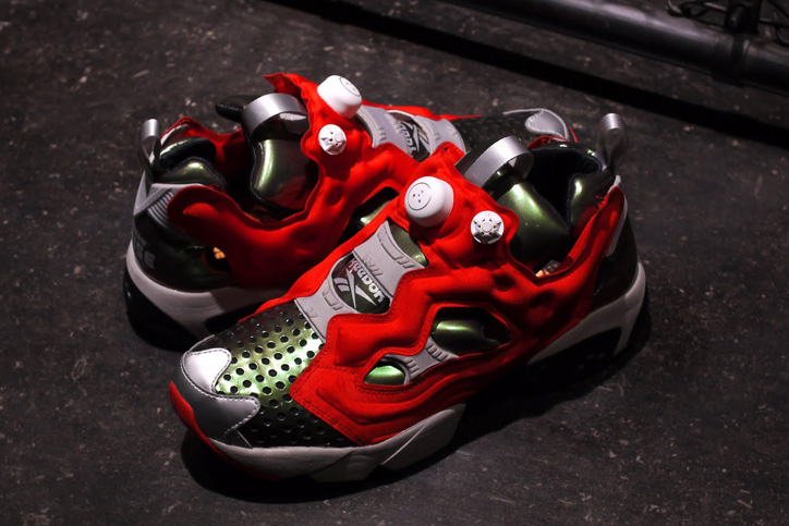 "Photo02 - Reebok INSTA PUMP FURY OG ""攻殻機動隊 ARISE"" が発売"