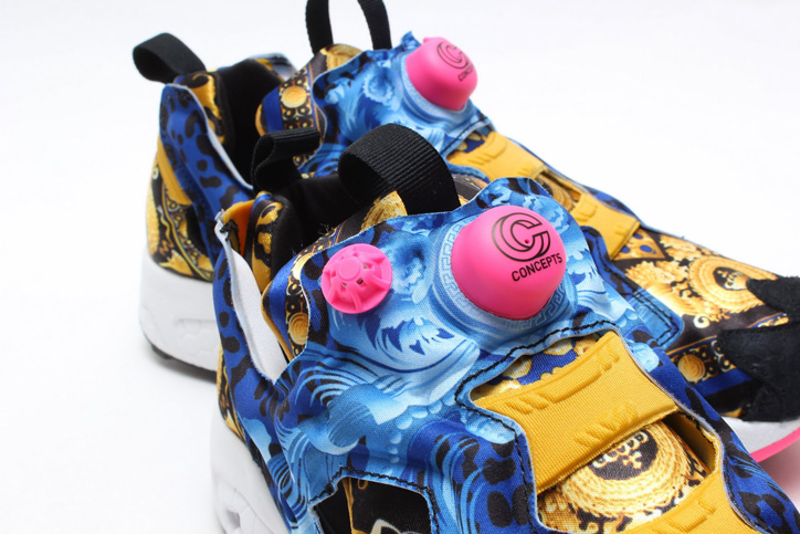Photo16 - Reebok INSTA PUMP FURY OG &quot20th Anniversary&quot 「SNS」「CONCEPTS」の2コラボレーションモデルが発売