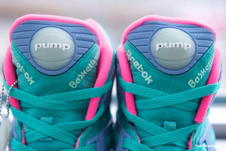 "Photo06 - Reebok THE PUMP ""ELECTRIC CITY"" ""mita sneakers"" ""THE PUMP 25th ANNIVERSARY"" が発売"