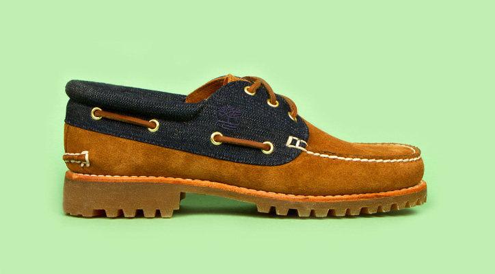Photo01 - OPENING CEREMONY x Timberland Fall 2012 Capsule Collection