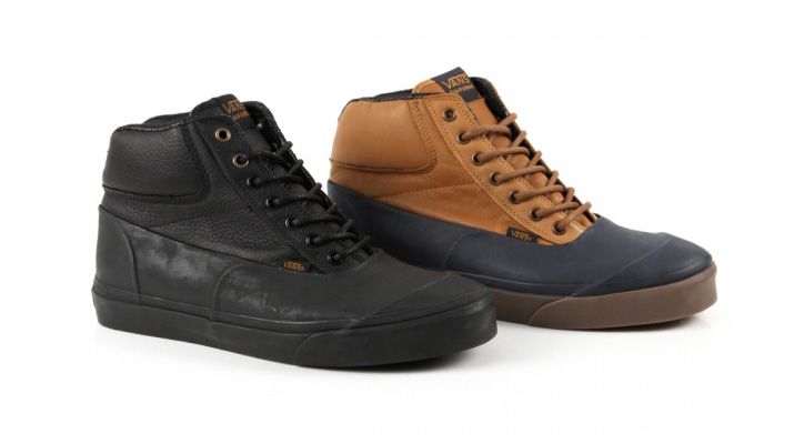 "Photo01 - Vans California Switchback CA ""Water Resistant"""