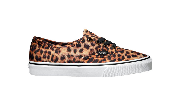 Photo02 - Vans Authentic Leopard Pack Fall 2012