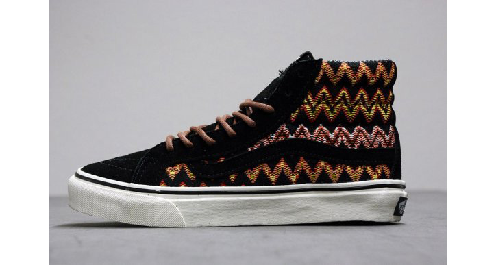 Photo01 - Vans California Sk8-Hi Slim - Zig-Zag Pack