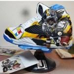 Snoop Dogg x AIR JORDAN 5 custom
