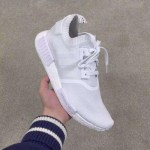 "リーク Adidas NMD ""Nomad"" Triple White Sample"