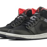 近日発売予定 Air Jordan 1 Mid PRM Winterized