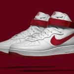 10月26日発売 Nike Air Force 1 High Retro QS NAI KE