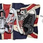 海外発売開始 Sex Pistols x Converse Chuck Taylor All Star Collection