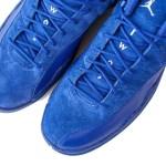 国内11月12日発売予定 AIR JORDAN 12 PREMIUM DEEP ROYAL BLUE
