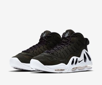 "12月6日発売予定 Nike Air Max Uptempo ""Black Pack"""