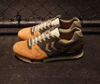 """12月10日発売予定  Hummel x mita sneakers MARATHONA OG MITA """"Smørrebrød"""""""