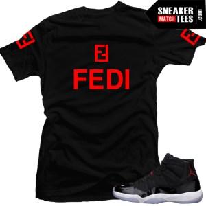 Snapbacks to match jordan retros 11 72 10 sneaker match tees for Kicks on fire t shirt