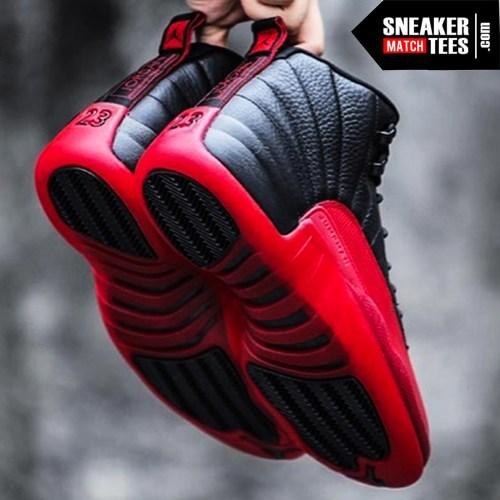 Release Date: Air Jordan 12 'Flu Game' 2016 Retro   Sole Collector