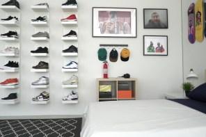 Ikea E HYPEBEAST Imaginam O Quarto Perfeito Para Um Sneakerhead