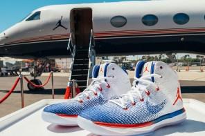 Colorways Olímpicas Dos Air Jordan 31 e 7 São Vendidas Antecipadamente Em Duas Lojas Pop-Up