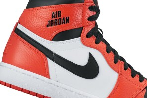 Air Jordan 1 High – 'Max Orange Wingless'