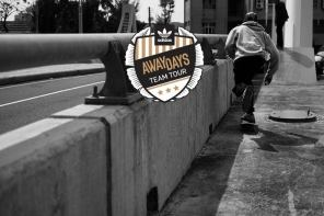 adidas Skateboarding Away Days Team Tour Chega À America Latina