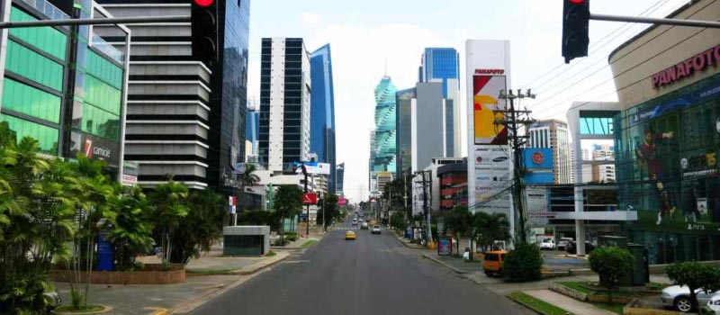 Panama City Zentrum Centro