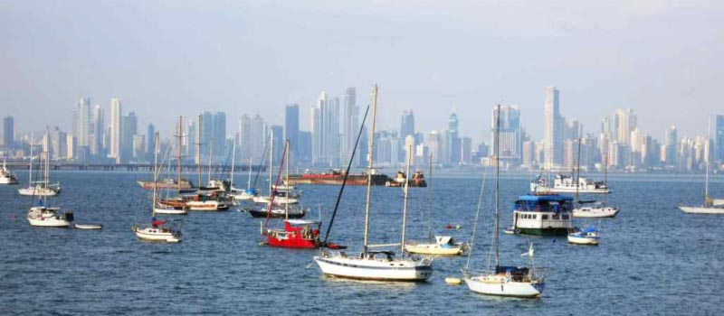 Panama City view Flamingo City Tour