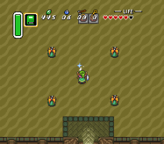 The Legend of Zelda - A Link to the Past 11