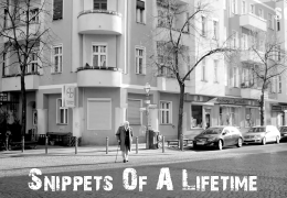 Snippets Of A Lifetime – Trailer